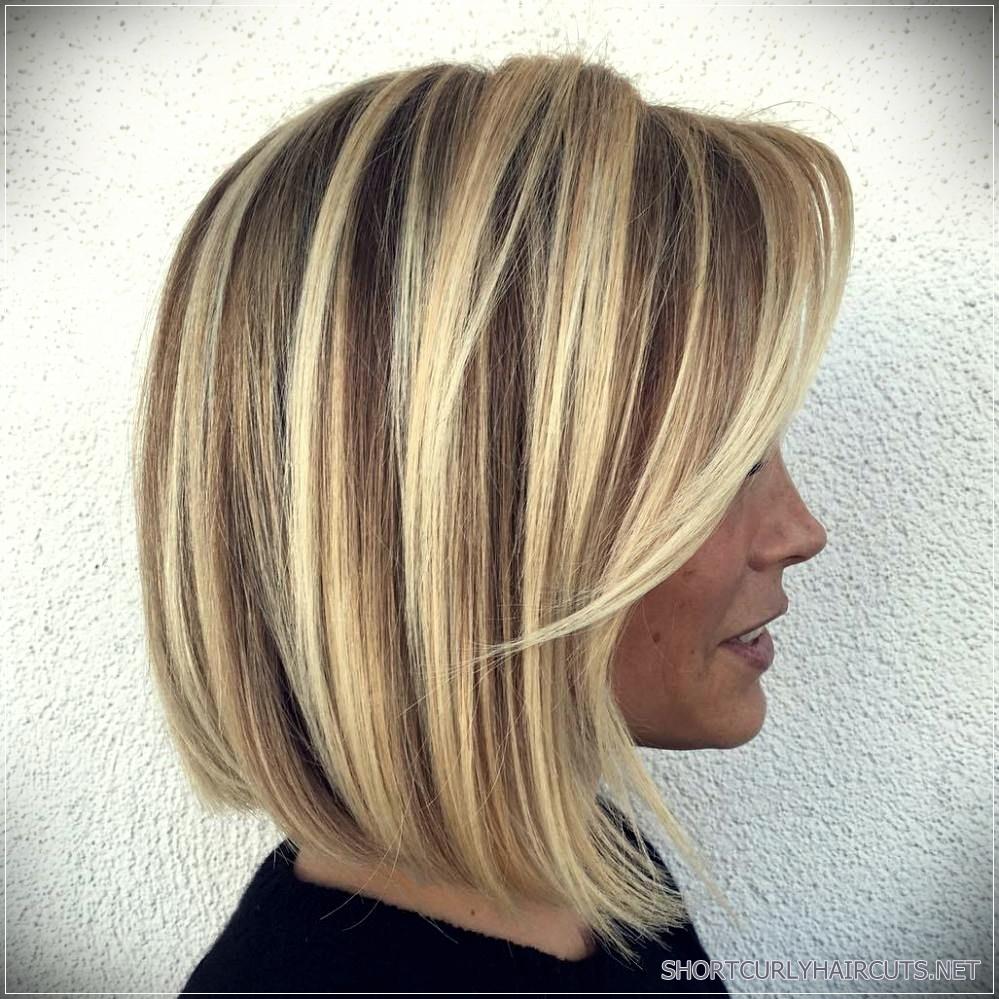 Long Bob Haircutstrends 2020 Balayage Blonde Color Hair 1