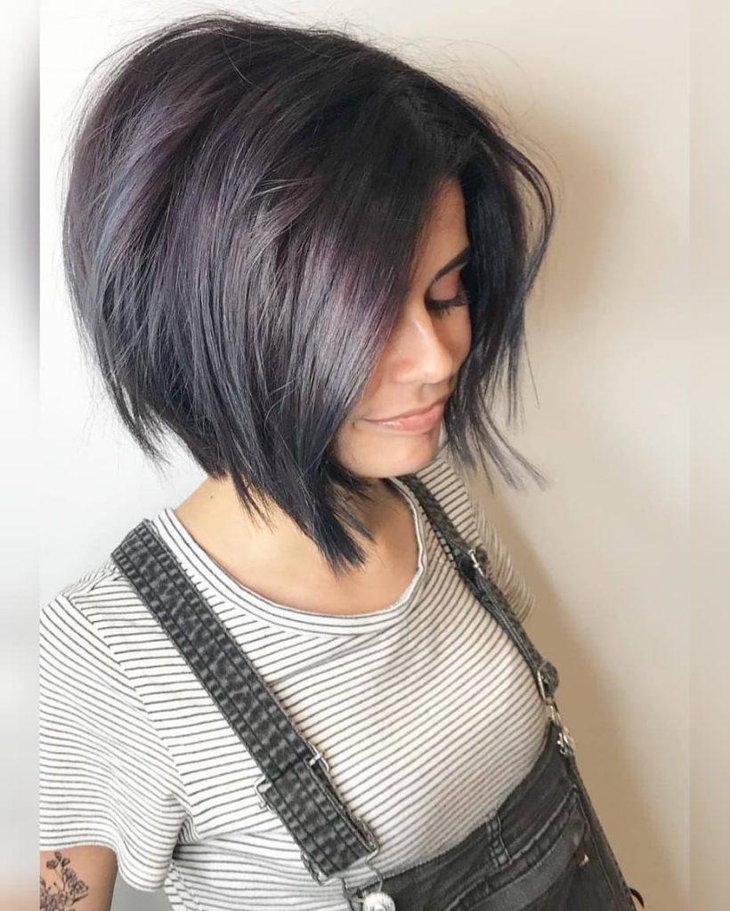 Long Bob Haircutstrends 2020 Black HairStyle 1