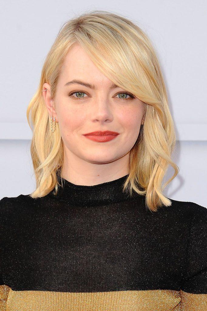 Long Bob Haircutstrends 2020 Blonde Hollywood Actress 1