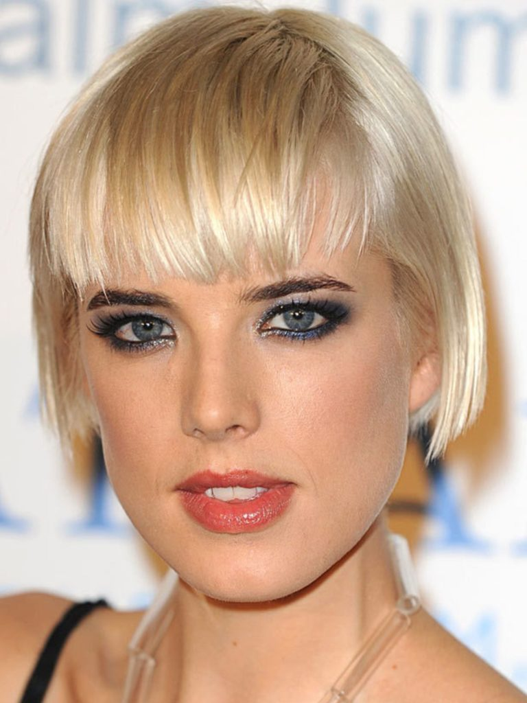 Long Bob Haircutstrends 2020 Hollywood Blonde Square Face Shape 1