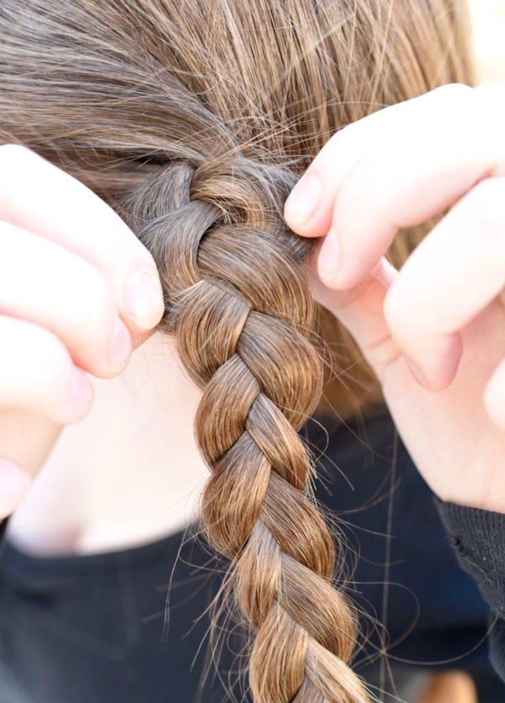 Long braided hairstyles trends 2020 Simple braid