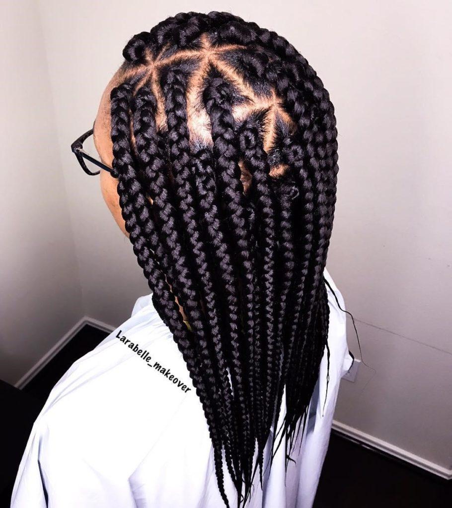 Long braided hairstyles trends 2020 black havana twist