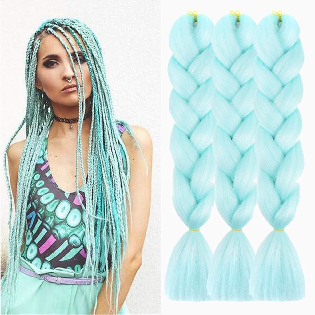 Long braided hairstyles trends 2020 canerows