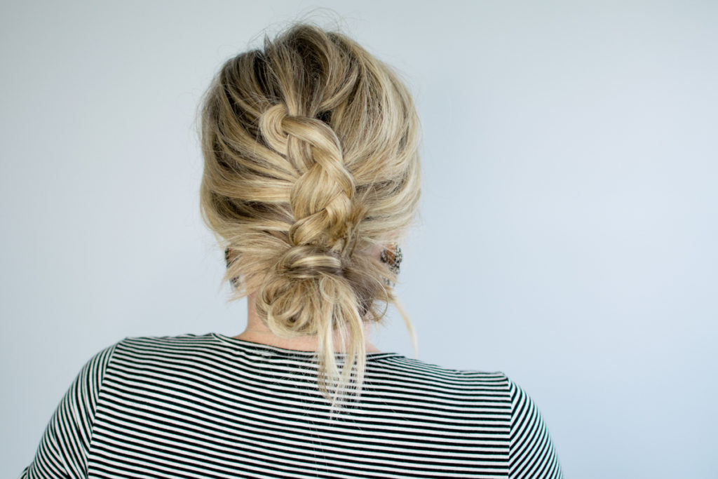 Long braided hairstyles trends 2020 messy sue