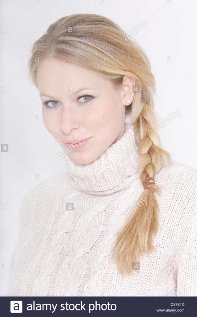 Long braided hairstyles trends 2020 simple side braid