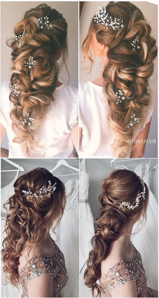 Wedding Hairstyles For Long Hair braids