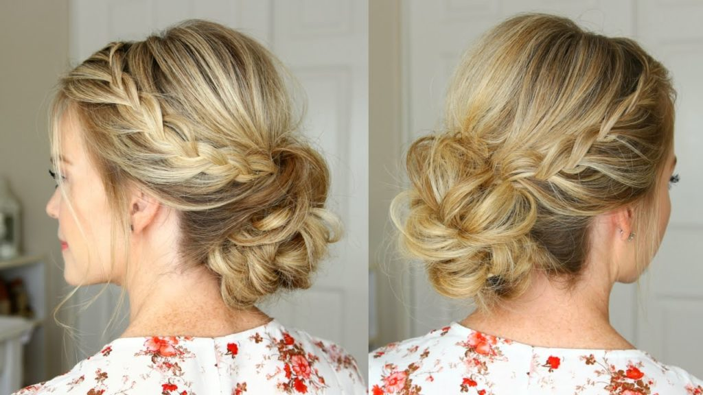 Wedding Braided Hairstyles For Long Hair