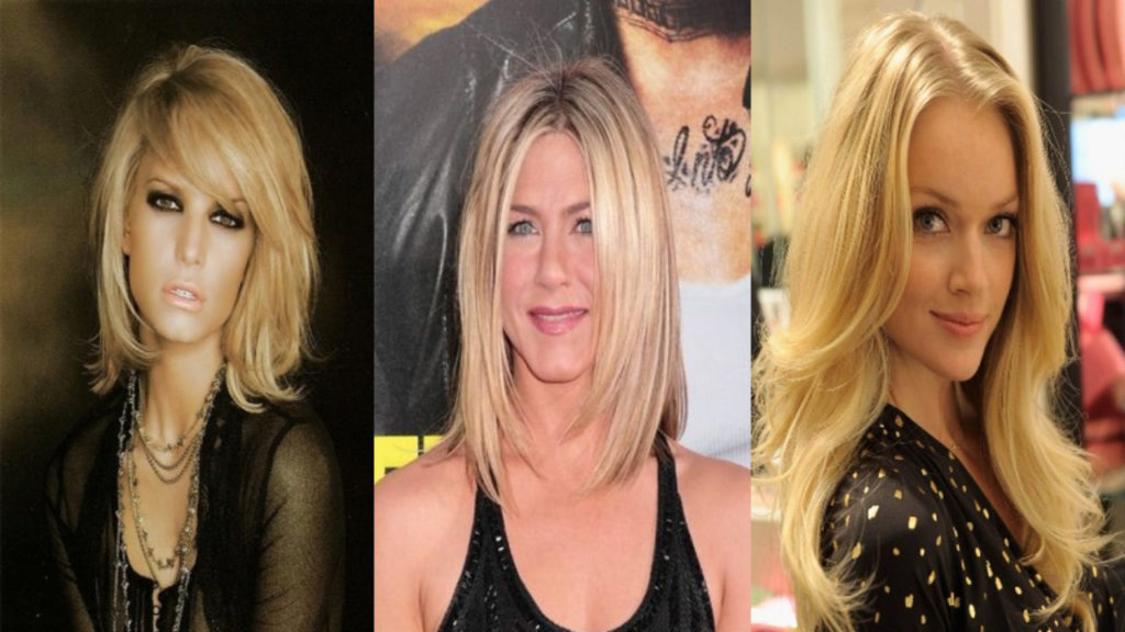 Long women Over 50 ans Haircuts trends 2020 blonde 1