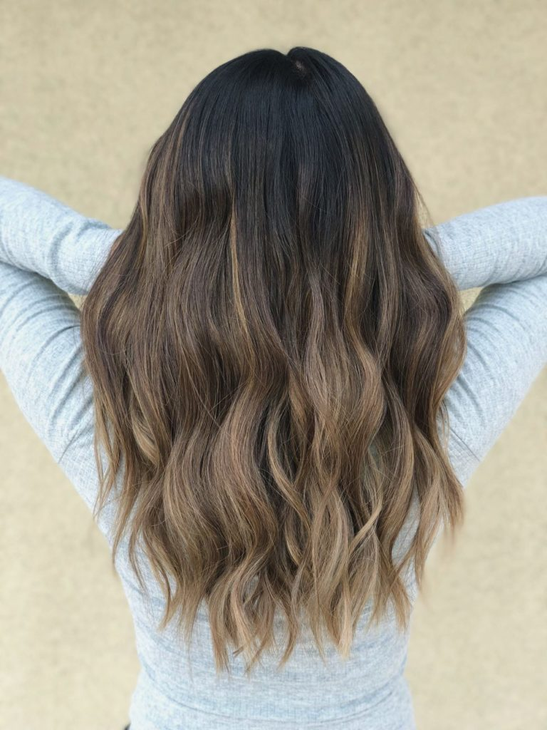 Medium Balayage Hairstyles trends 2020 Blond WAVES