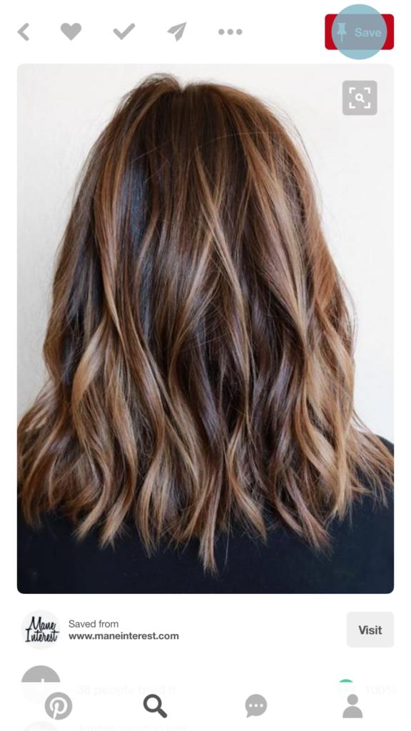 Medium Balayage Hairstyles trends 2020 Natural Brown Balyage