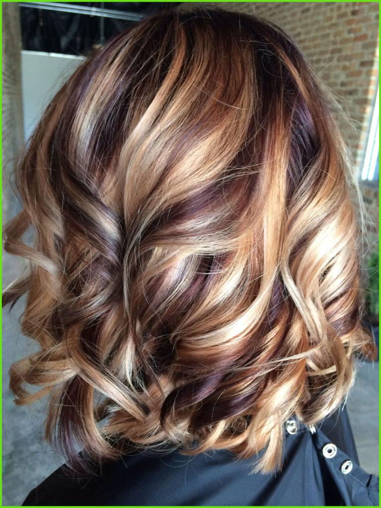 Medium Balayage Hairstyles trends 2020 caramel brown highlights