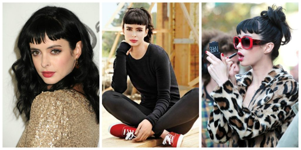 Medium Teens Haircuts trends 2020 bangs 3
