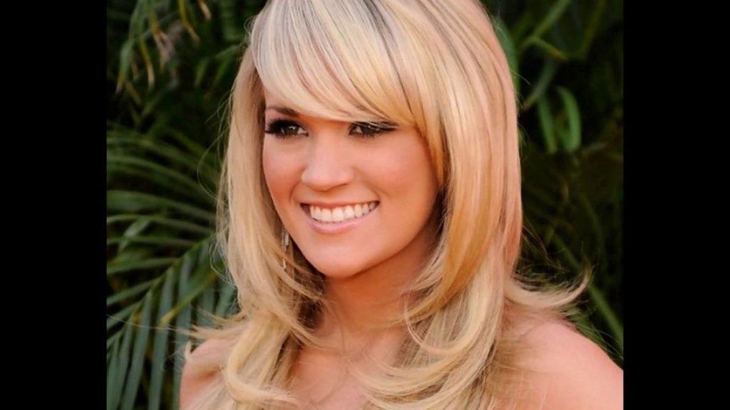 Medium Teens Haircuts trends 2020 blonde choppy layers 4