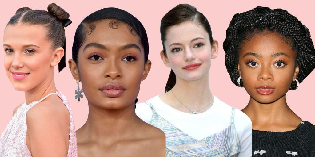 Medium Teens Haircuts trends 2020 brunette 3