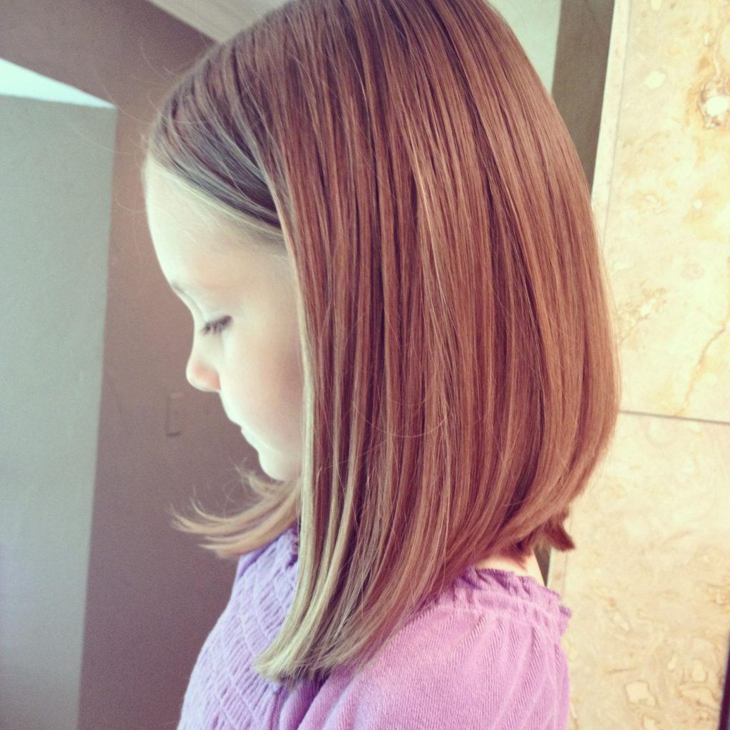 Medium Teens Haircuts trends 2020 straight blonde 3