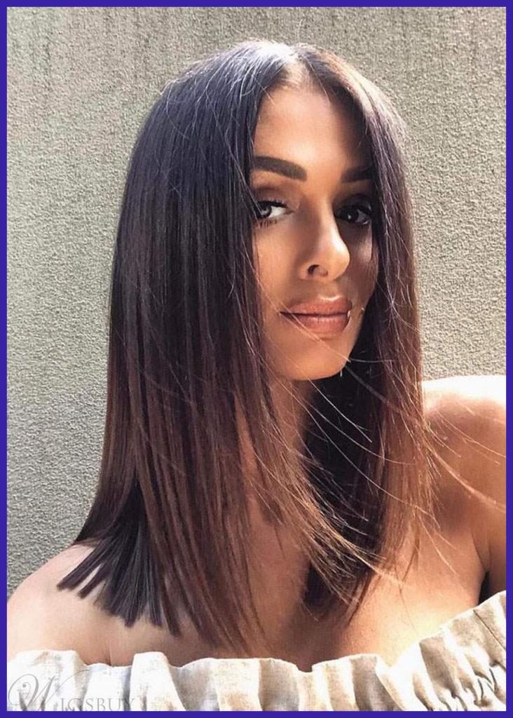 Medium Teens Haircuts trends 2020 straight hair 4