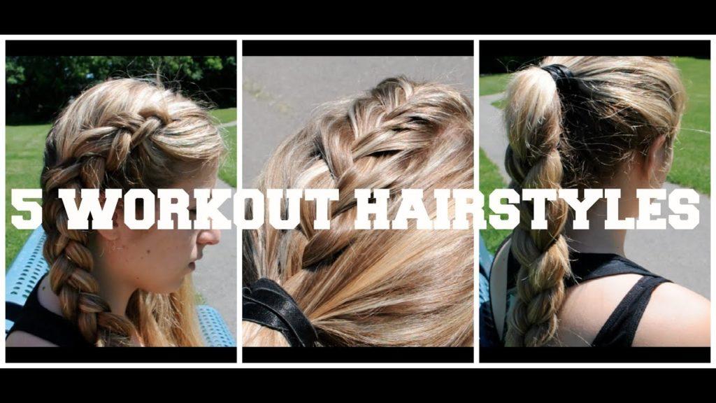 Medium braided hairstyles trends 2020 2676