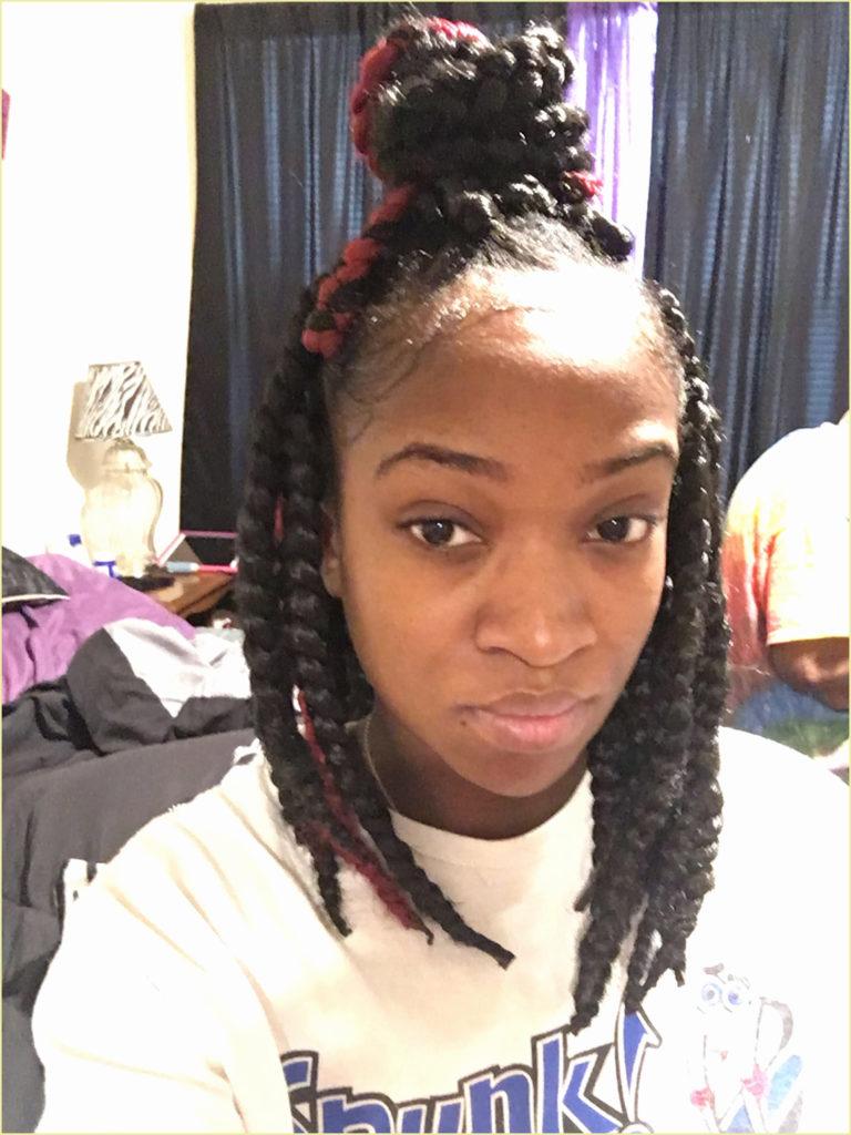 Medium braided hairstyles trends 2020 2685