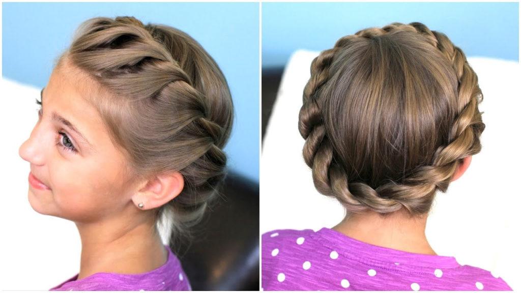 Medium braided hairstyles trends 2020 twist braid