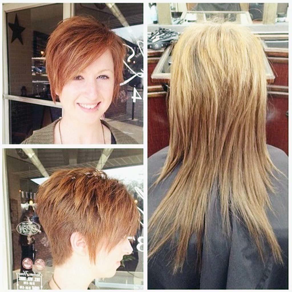 Medium women Over 50 ans Haircuts trends 2020 pixie cut 1