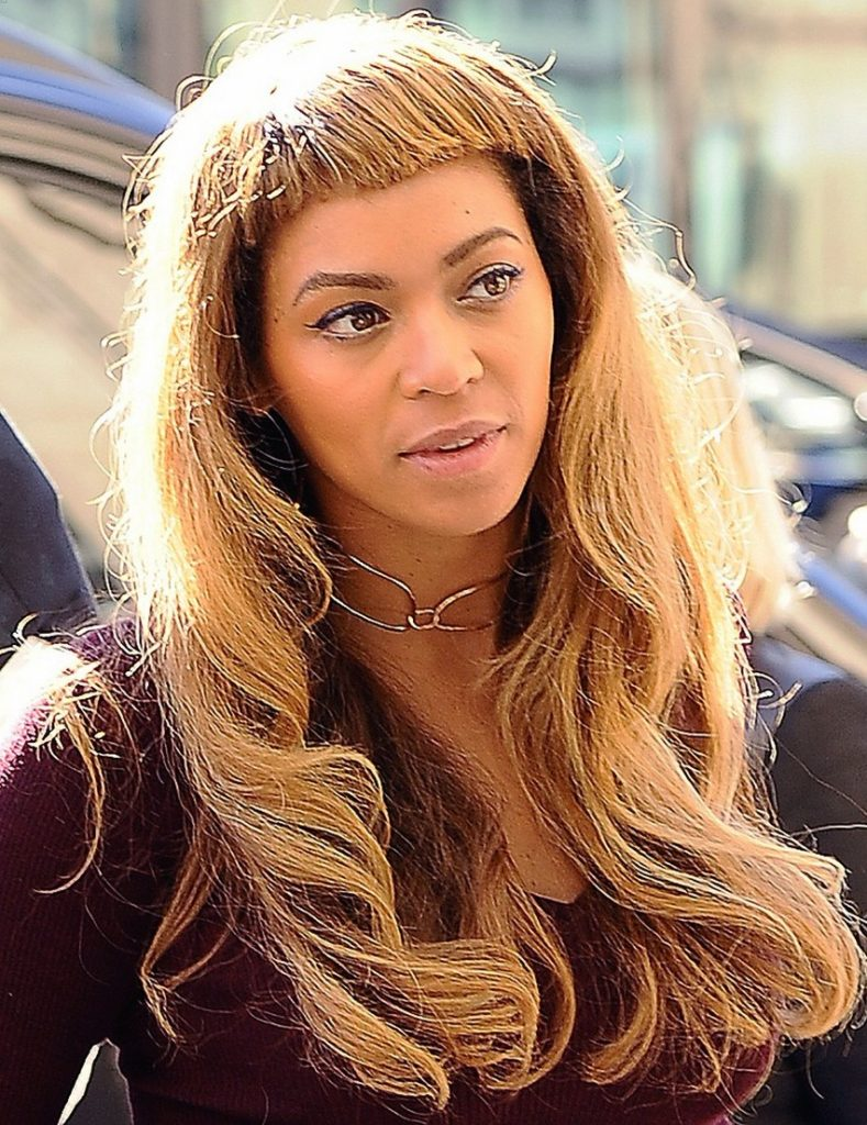 Beyonce bang Caramel Color