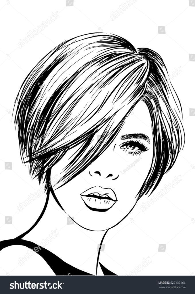 Short Bob Haircuts trends 2020 Short pencil draw haircut 3