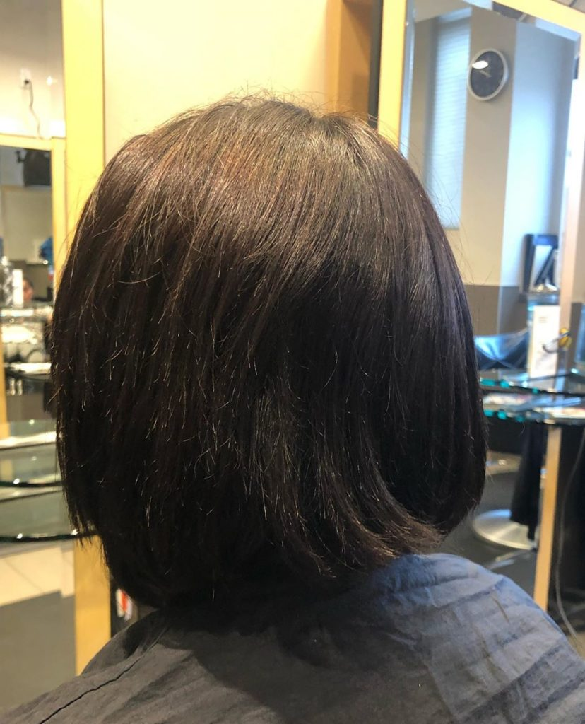 Short Bob Haircuts trends 2020 dark hair 3