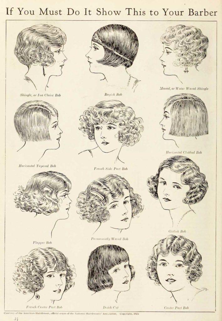 Short Bob Haircuts trends 2020 tutorial 3