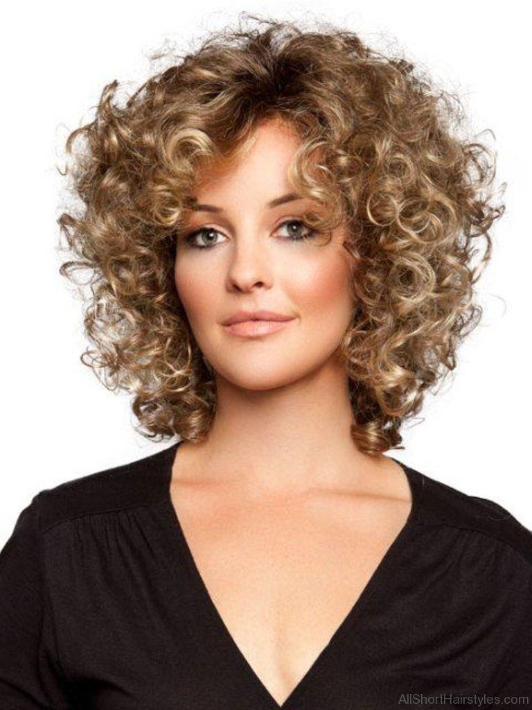 short S curls