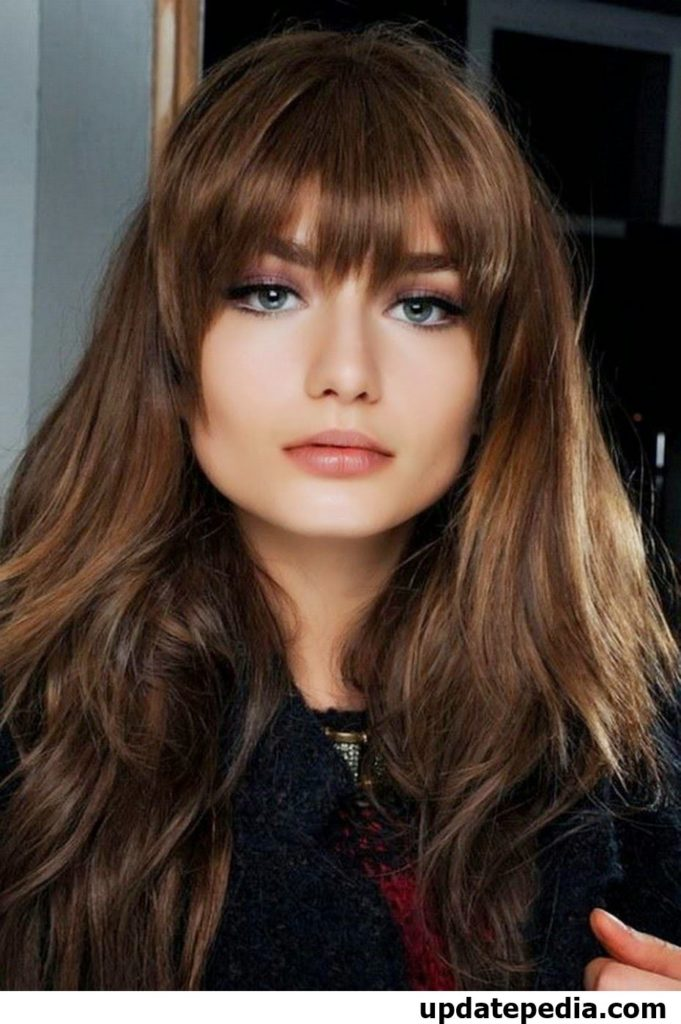 Short Teens Haircuts trends 2020 with Bangs