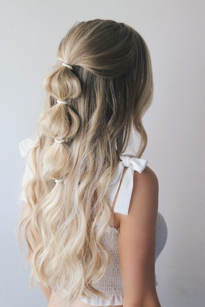 long braided hairstyles trends 2020 knots 1