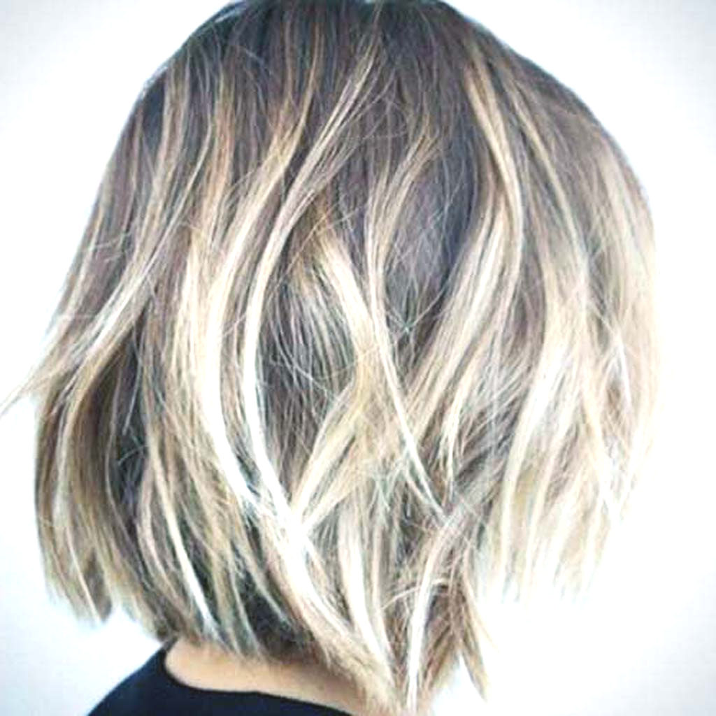 short Balayage Hairstyles trends 2020 ice blonde highlights