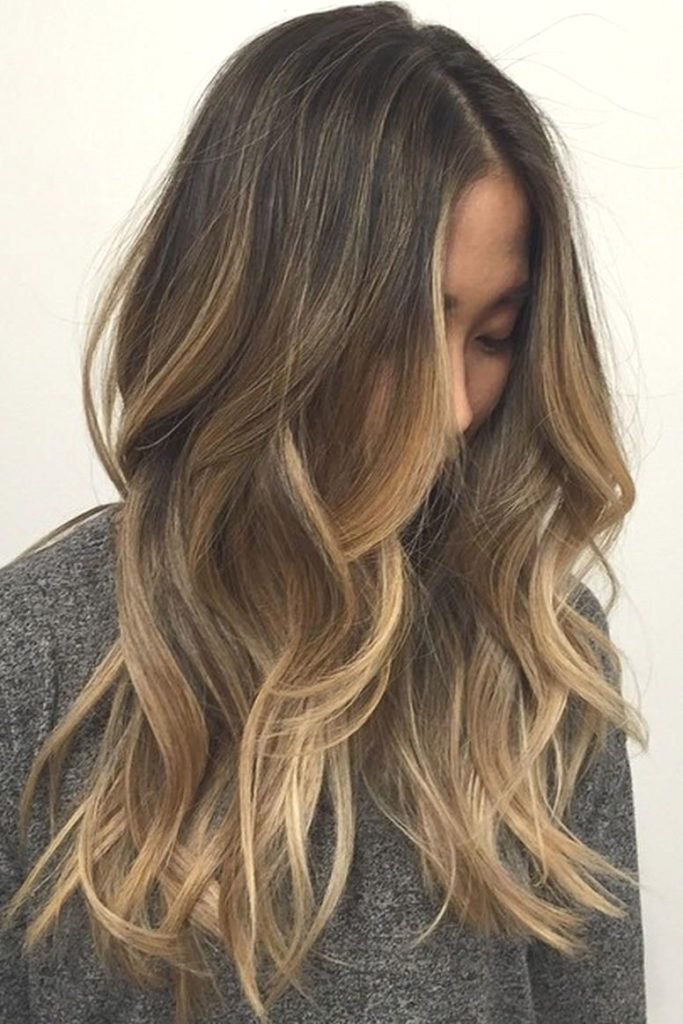 Long Highlights Hairstyles trends 2020 Blonde Highlight 1