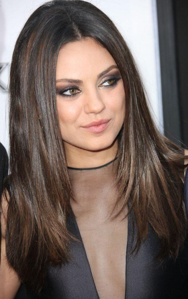 Long Highlights Hairstyles trends 2020 medium ash brown