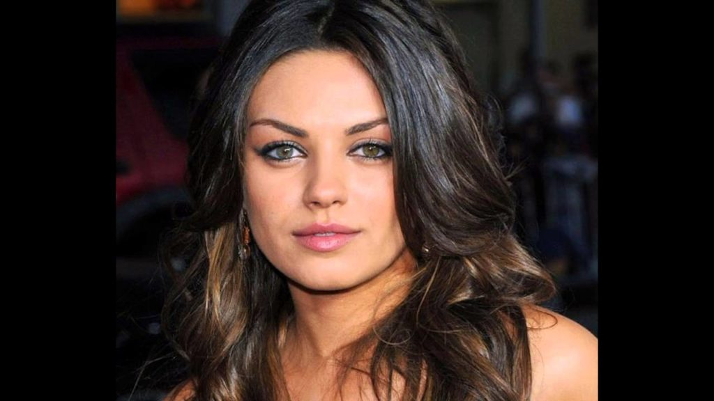 Long Highlights Hairstyles trends 2020 rosewood bown hue