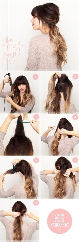 Long Ombre Hairstyles trends 2020 Blonde 1