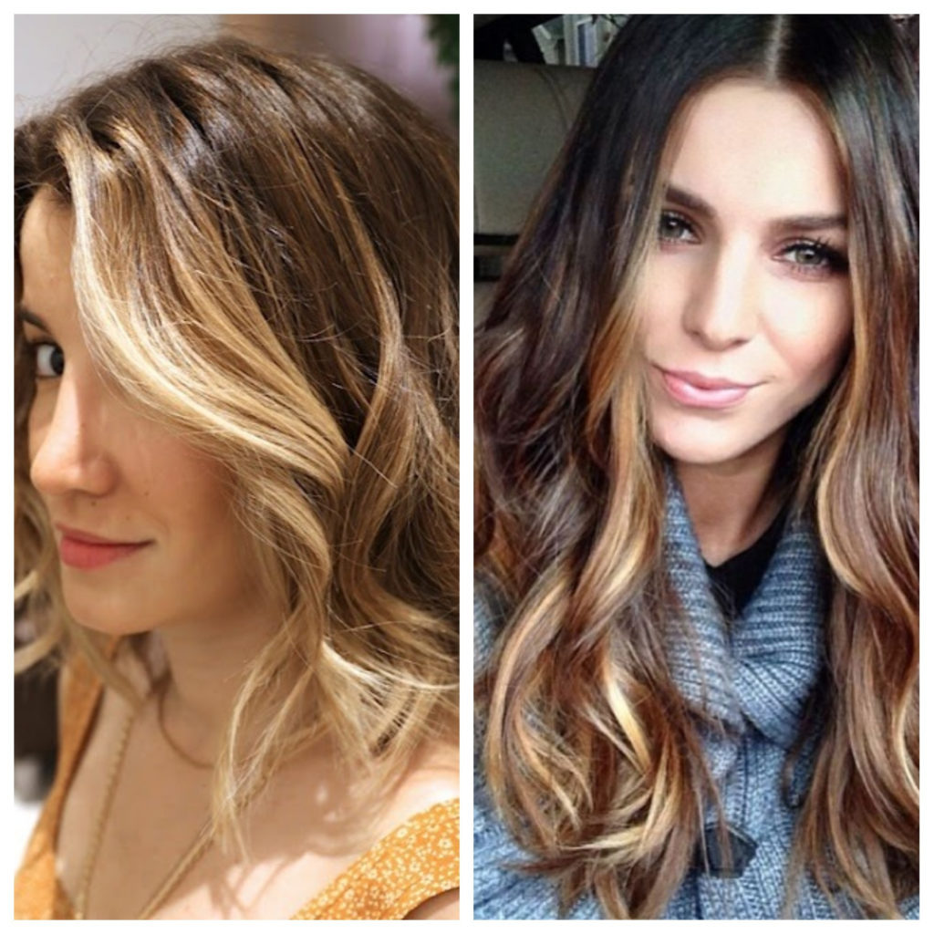 Long Ombre Hairstyles trends 2020 Brunette ombré