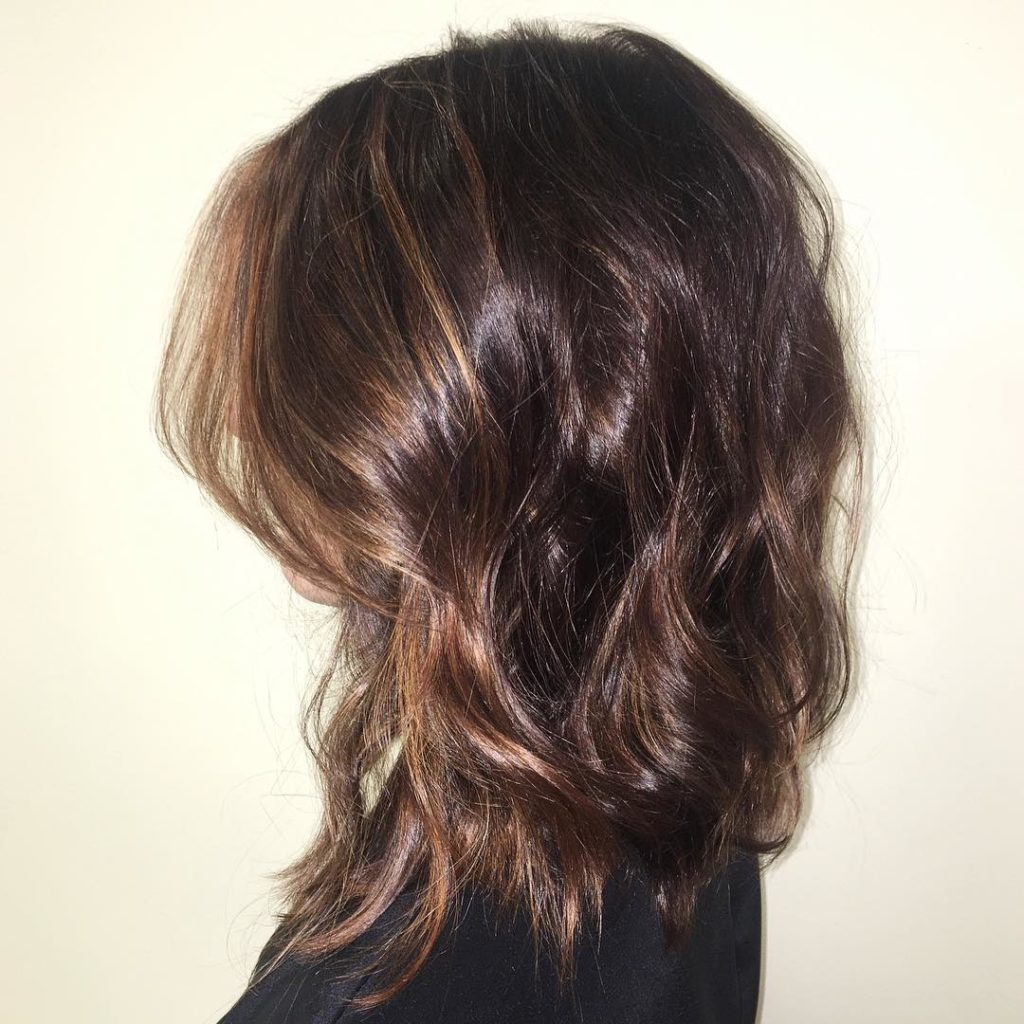 Long Ombre Hairstyles trends 2020 brunette ombre 1