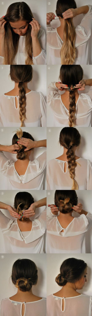 Long Ombre Hairstyles trends 2020 dark blonde 1