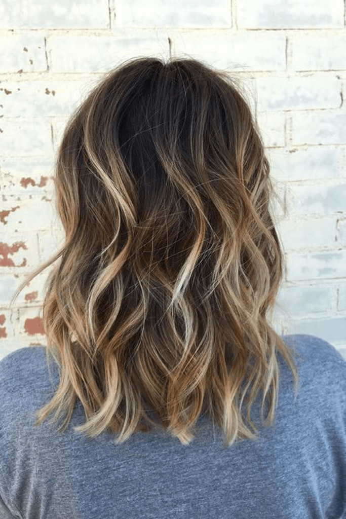 Long Ombre Hairstyles trends 2020 soft blonde balayage 1