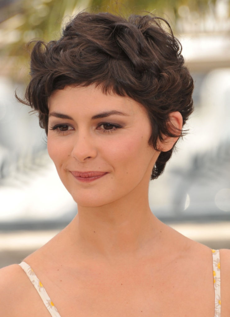 Long Pixie Haircuts trends 2020 Brown