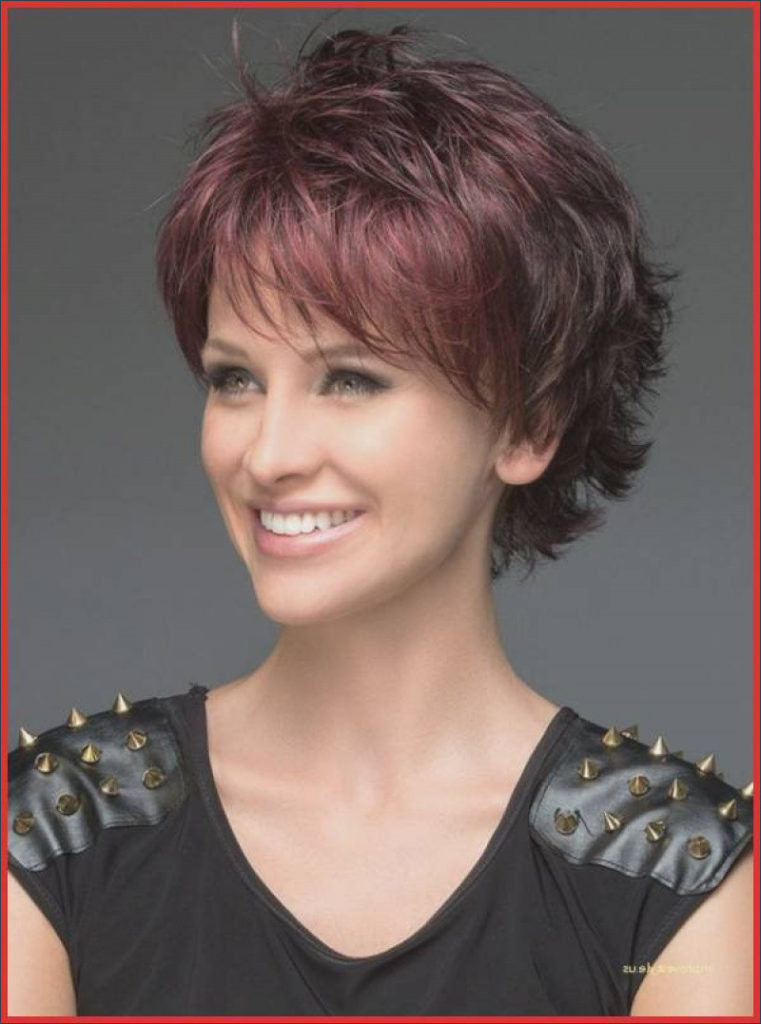 Long Pixie Haircuts trends 2020 Red