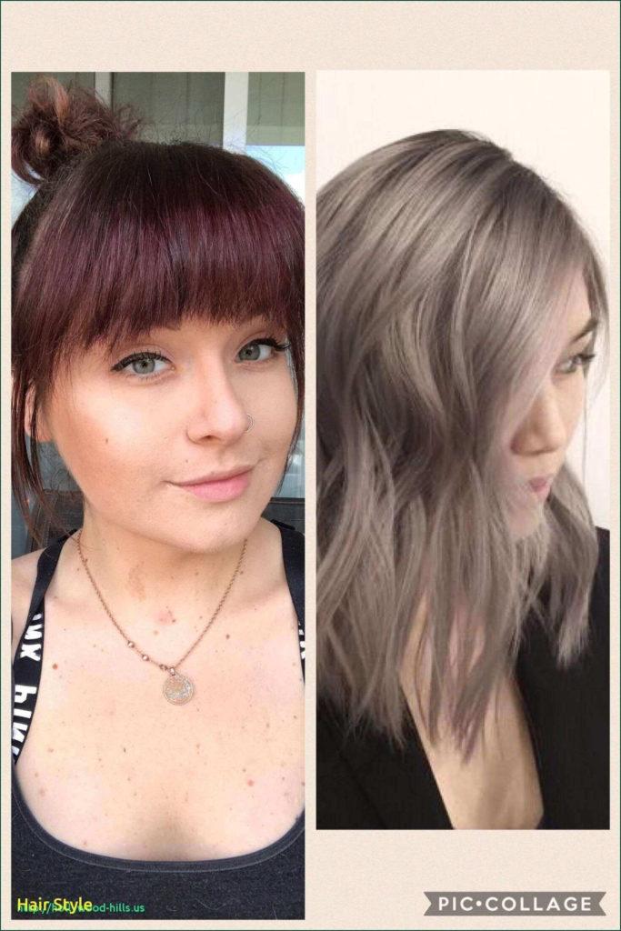Long Shag Haircuts trends 2020 ash gray dye