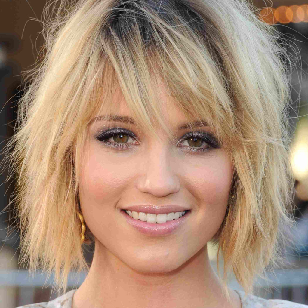 Long Shag Haircuts trends 2020 platinum blonde Choppy layers