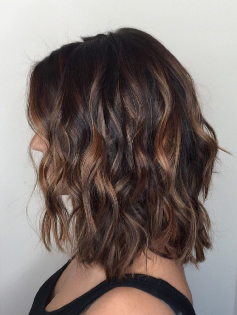 Medium Highlights Hairstyles trends 2020 Light Brown 3
