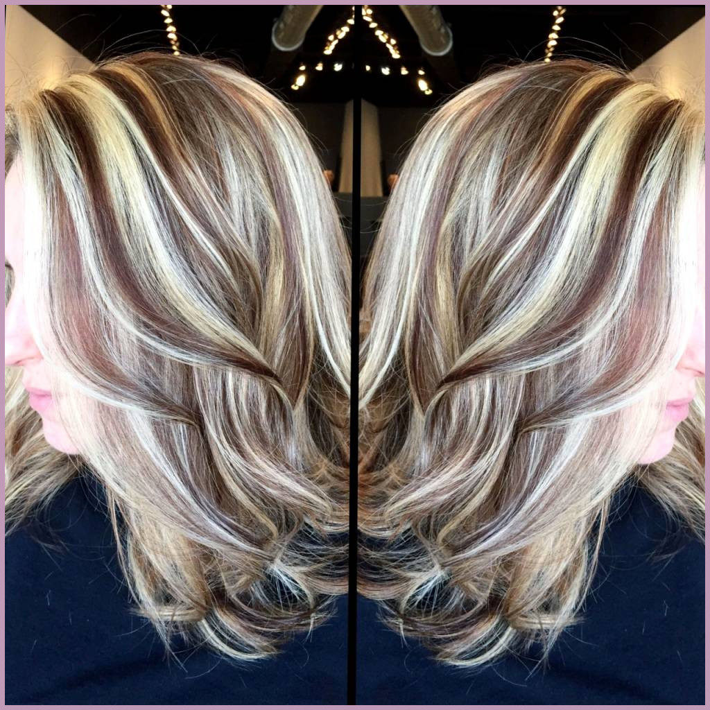 Medium Highlights Hairstyles trends 2020 ash golden dirty blonde colors 3