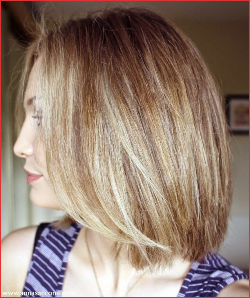 Medium Highlights Hairstyles trends 2020 neutral micro blonde highlights 3