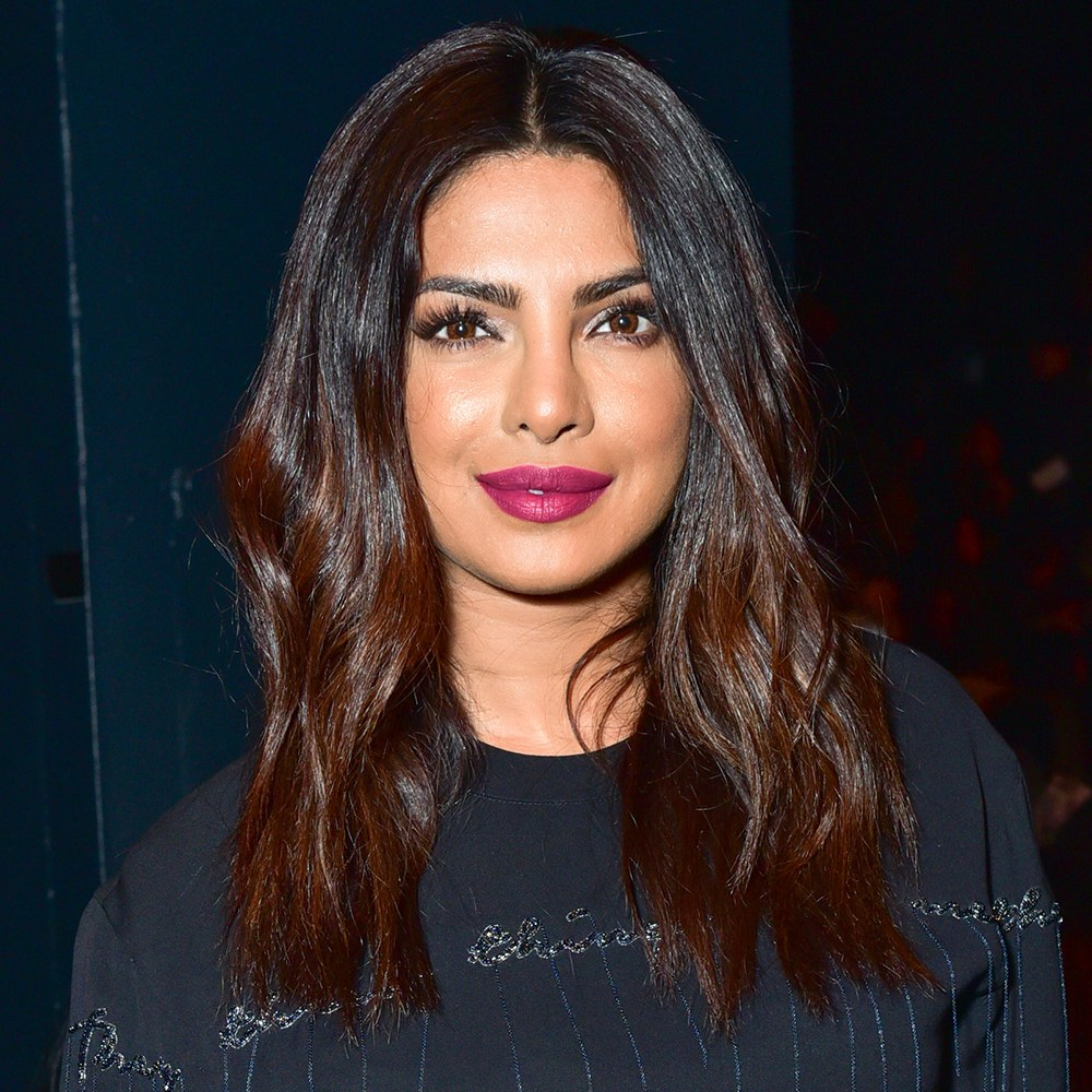 Medium Ombre Hairstyles trends 2020 black to brown 2