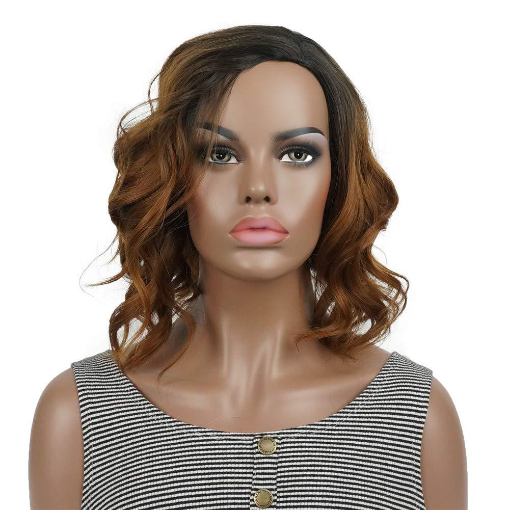 Medium Ombre Hairstyles trends 2020 caramel highlights 4