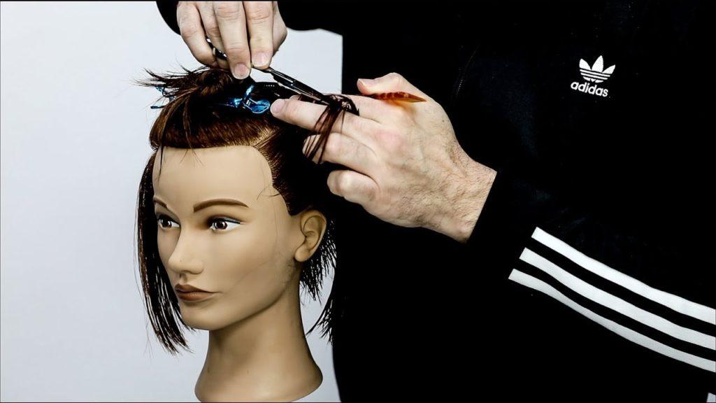 Medium Pixie Haircuts trends 2020 Pixie hairstylist 3